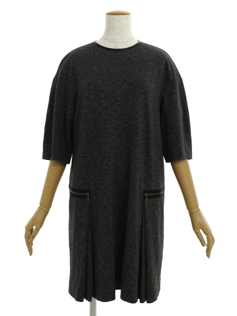 フォクシーニューヨーク Collection Space-dye Jersey Dress