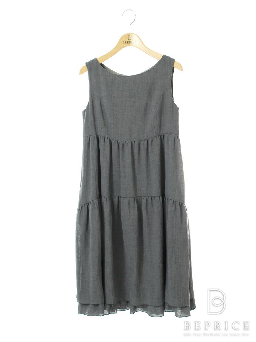 ワンピース MaDre マドーレ ワンピース ノースリーブ Dress SARA-FUWA LINEN