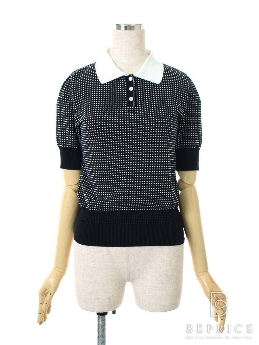 フォクシーブティック Tシャツ カットソー トップス Lady Polo 34855