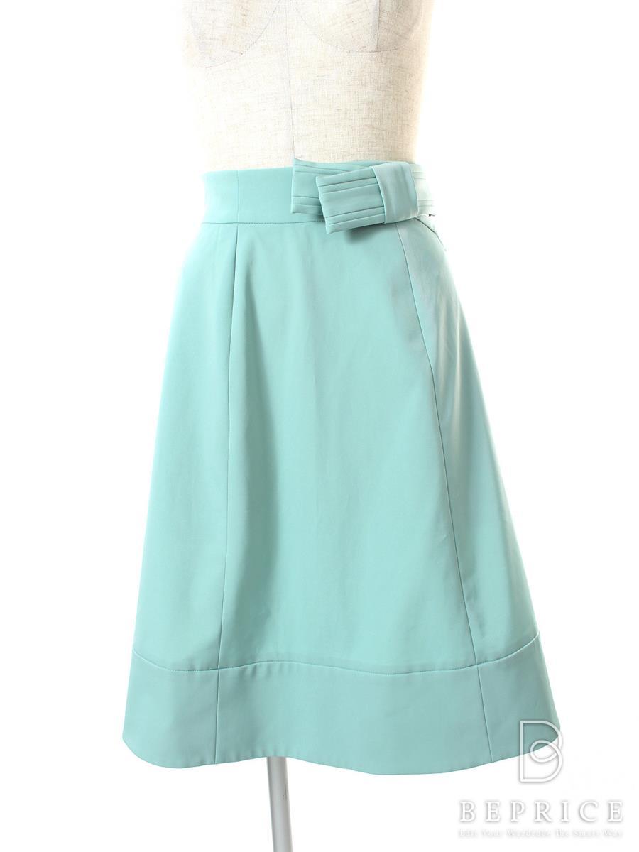 フォクシーニューヨーク スカート パピヨンタイスカート サイズ手直しあり 29207