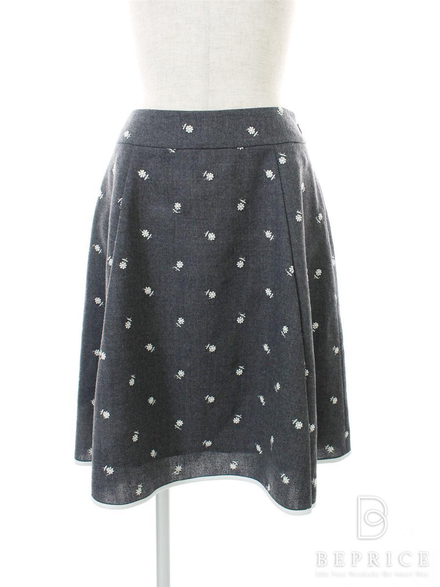エムズグレイシー スカート スカート 小花柄