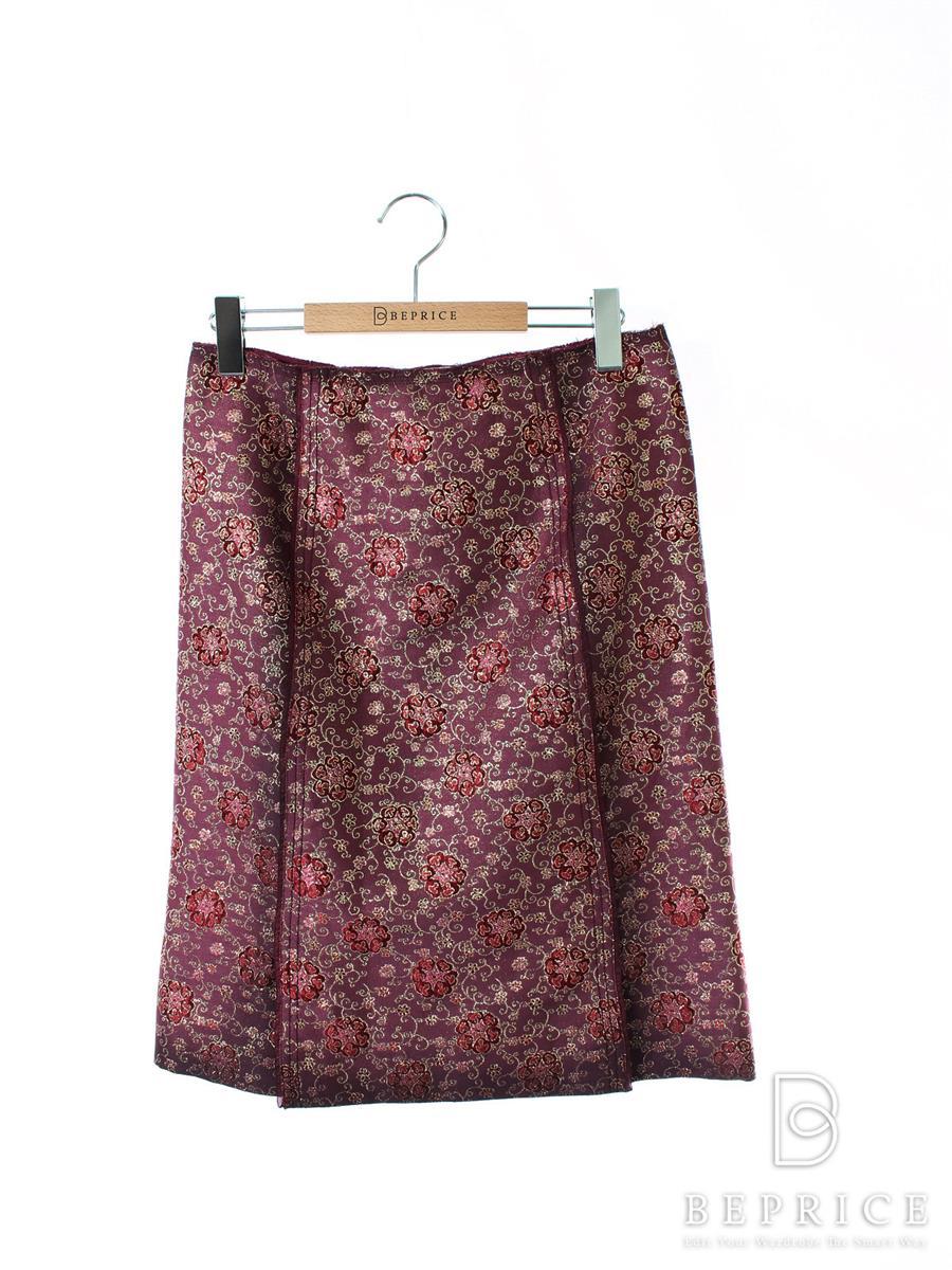 プラダ スカート スカート タイト 刺繍