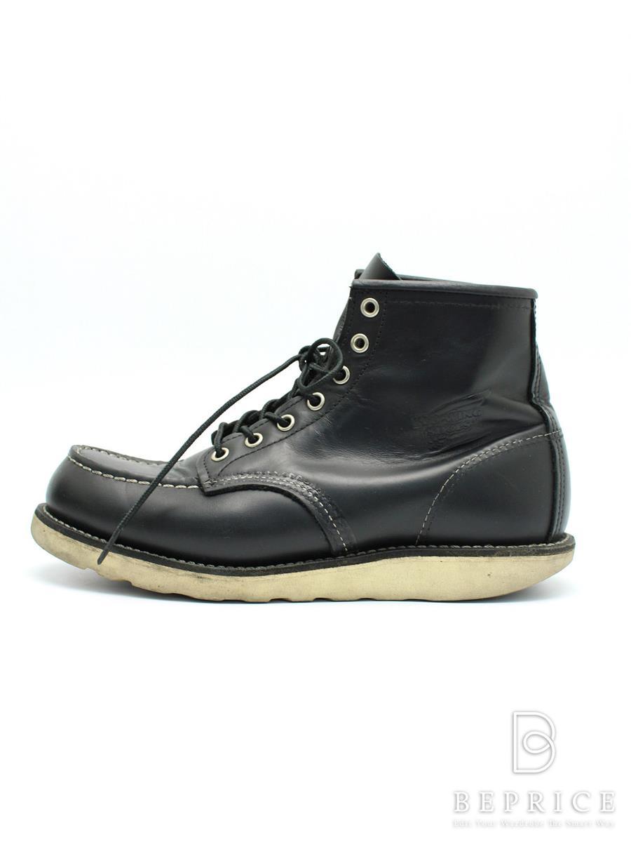レッドウィング REDWING レッドウィング ブーツ セッター 汚れあり