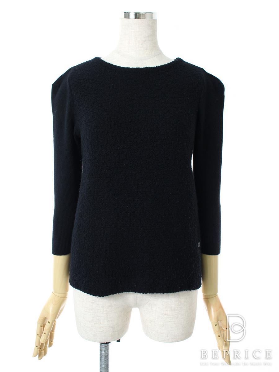 フォクシーブティック ニット セーター トップス Sweater 毛玉あり 34510