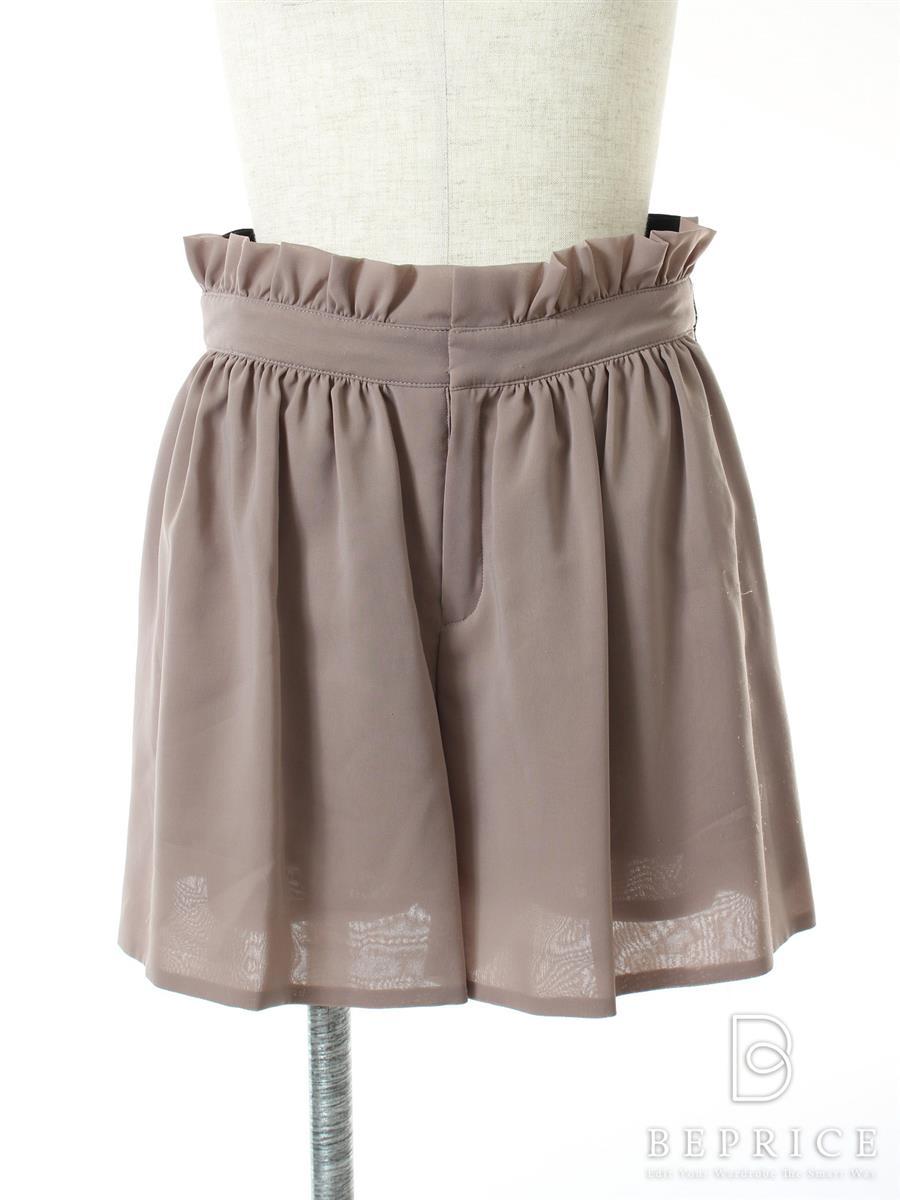 デイジーリンパリス パンツ ショート ピコロール 目立つ糸ツレあり