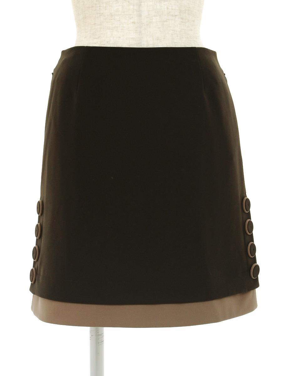 フォクシーニューヨーク スカート スカート ヴェスパ 薄シミあり 30303