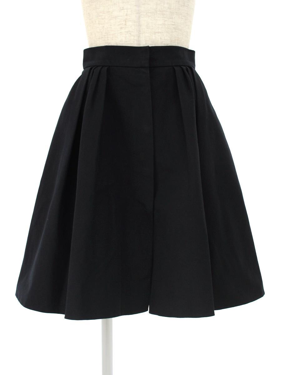 プラダ スカート スカート フレアー やや色あせあり