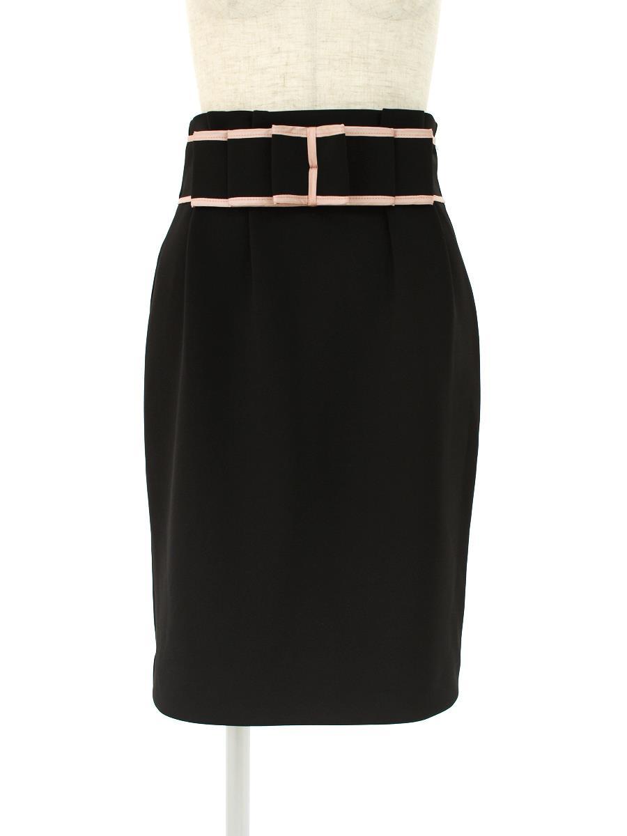 パオラフラーニ スカート スカート リボン