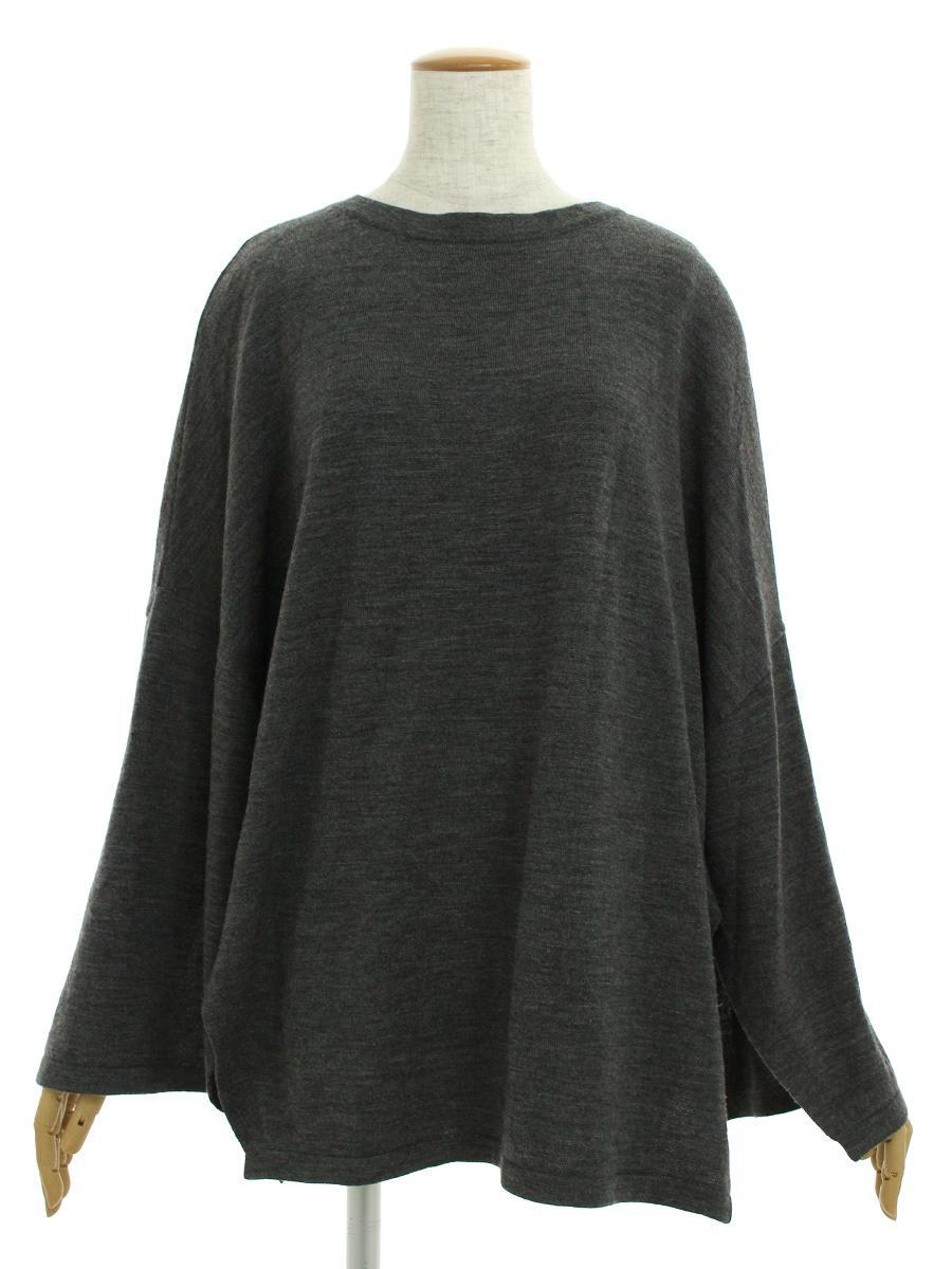 アドーア ニット セーター トップス ニット セーター やや毛羽立ちあり