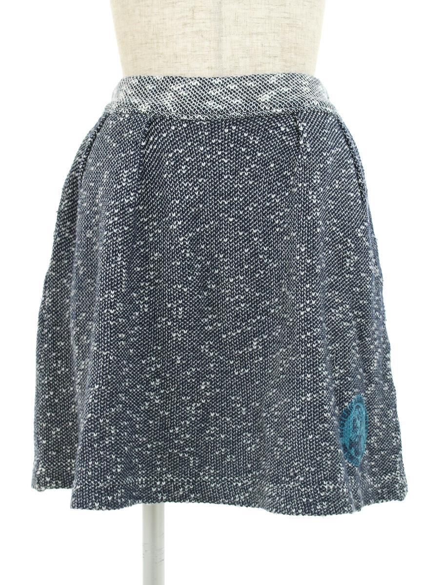 ヒステリックグラマー HYSTERIC GLAMOUR ヒステリックグラマー スカート ニット 毛羽立ち・糸ツレあり