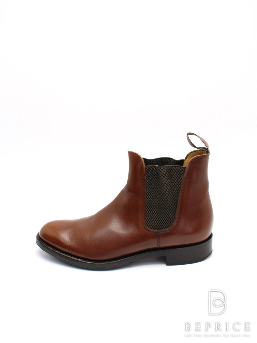 ローク 靴 ブーツ サイドゴア