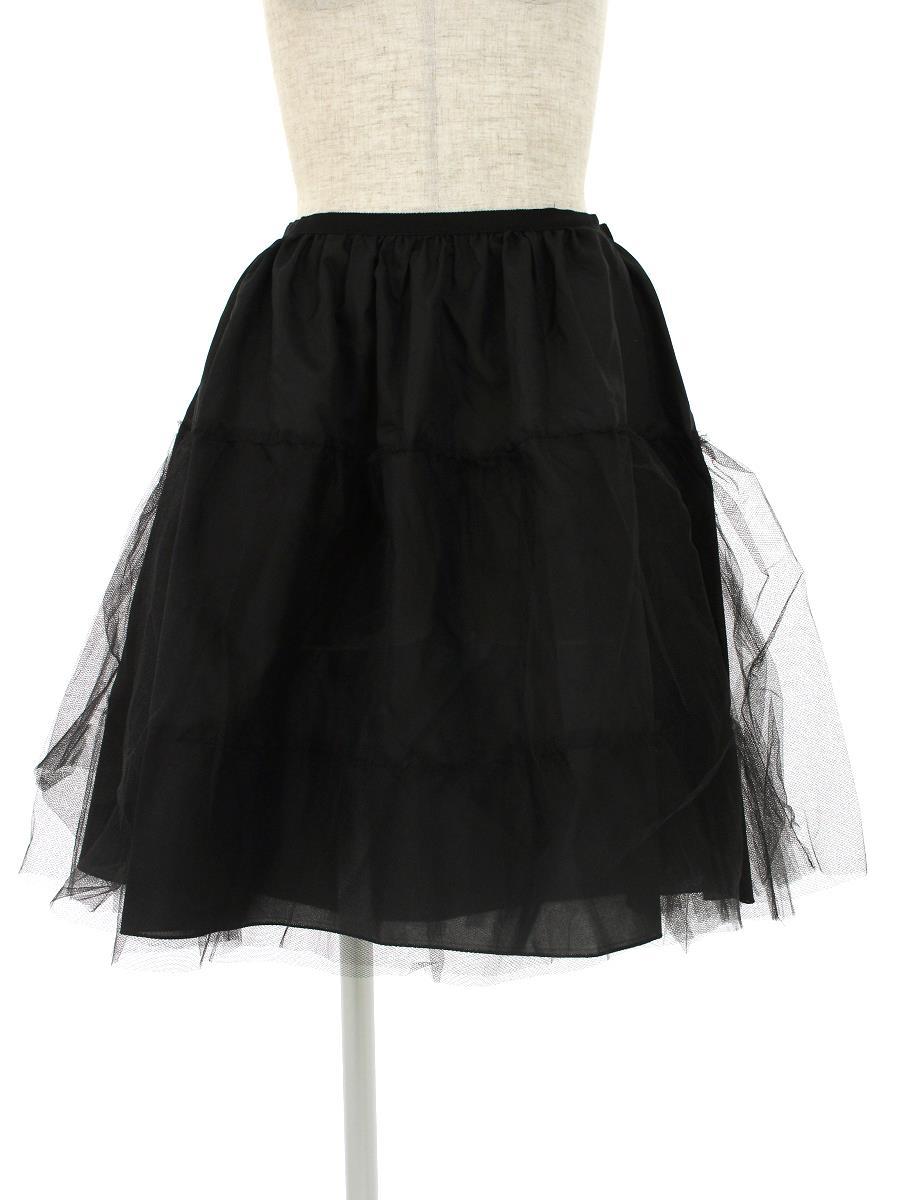 デイジーリンパリス スカート スカート エレガントサークル パニエのみ 32599