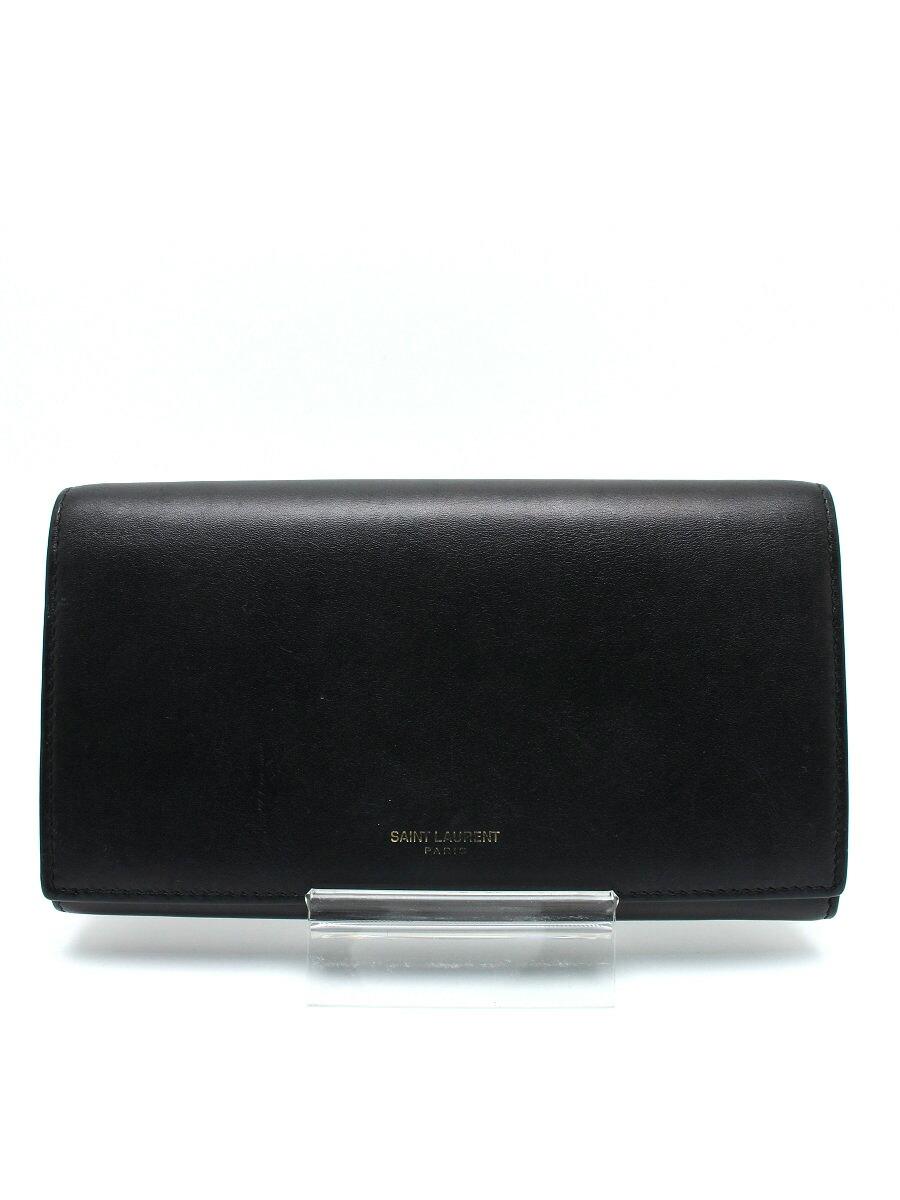 1d753c3e2a07 イヴサンローラン 財布 カーフ 長財布 ファスナー | ビープライス通販