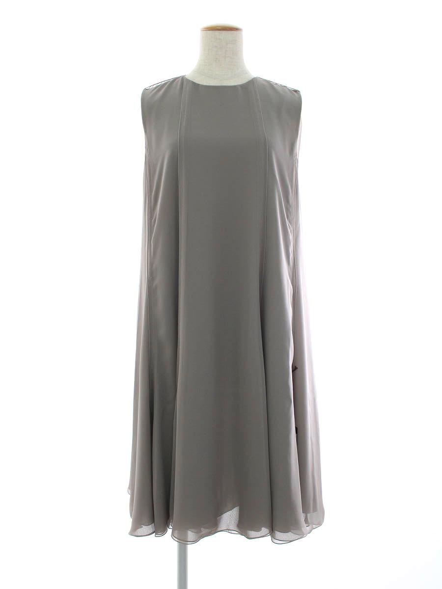 フォクシーブティック ワンピース 41018 Dress Freesia 2020年 アッシュグレー