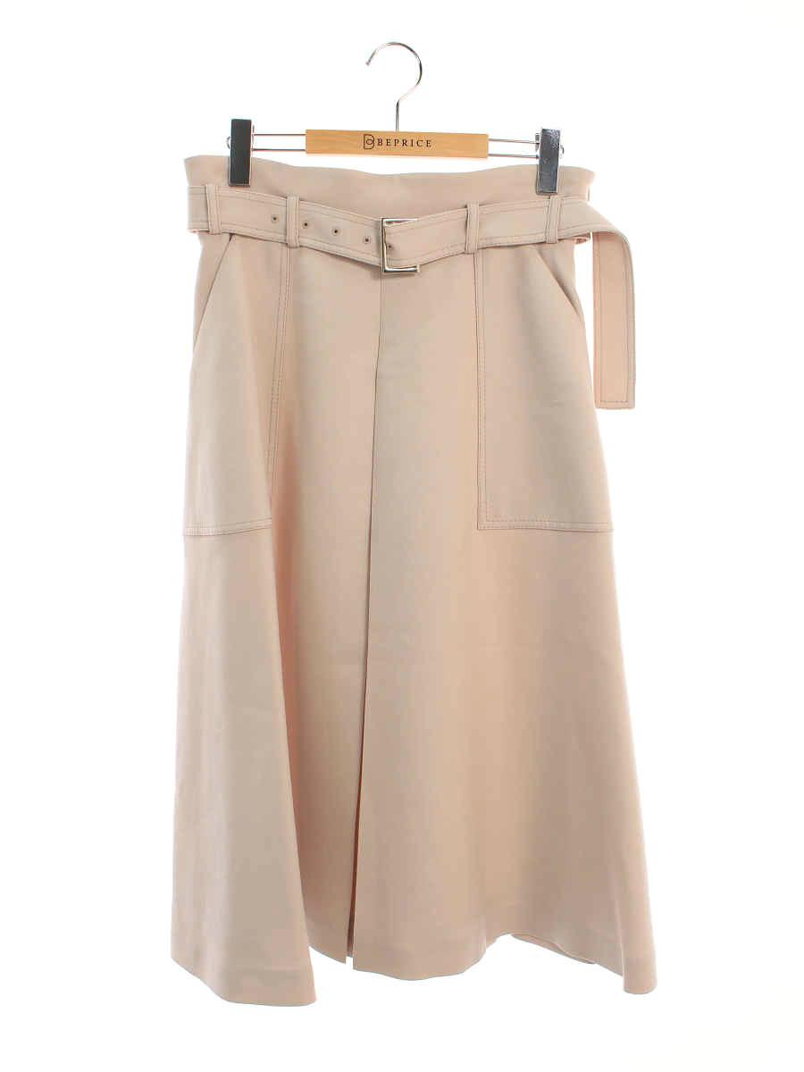 スカート 39323 Skirt Modern Stitch 2019年 ベージュ