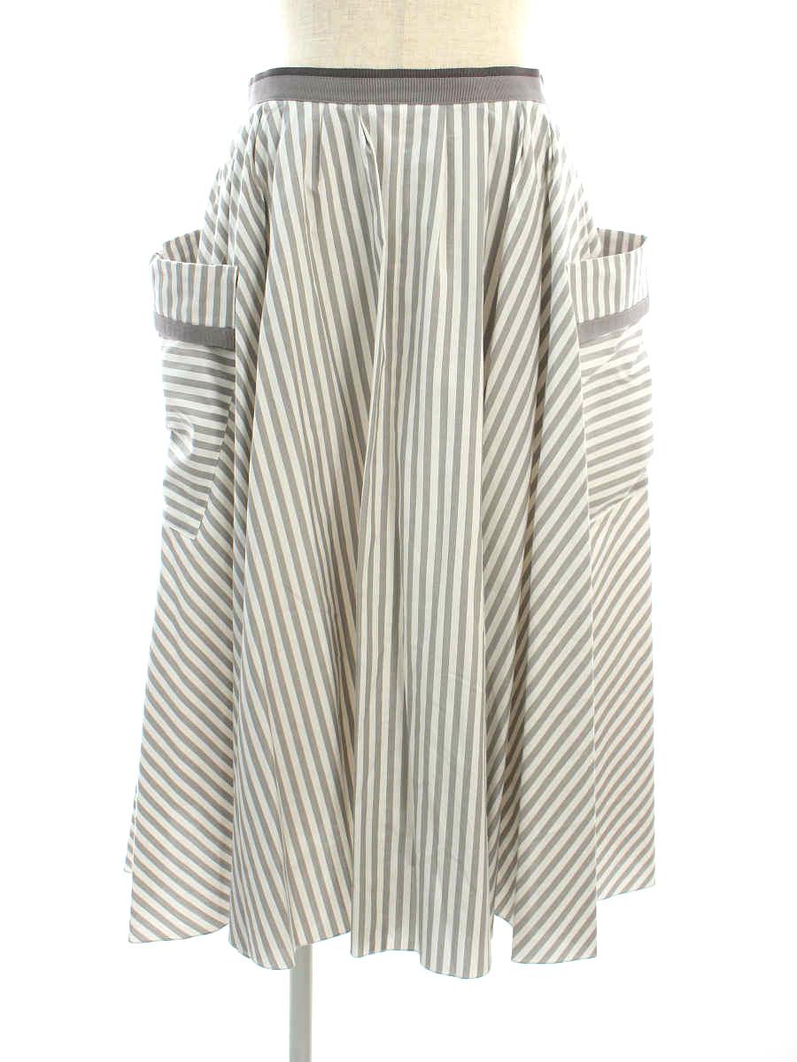 スカート 39708 Skirt Lorette 2019年 ホワイト