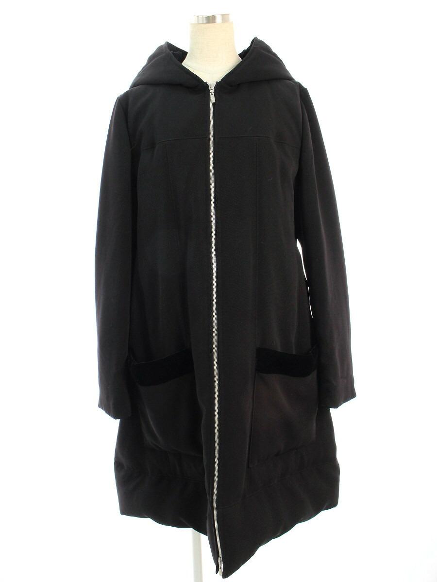 デイジーリン for フォクシー ダウンコート 2016年 36680 Coat Daisy Prince ブラック