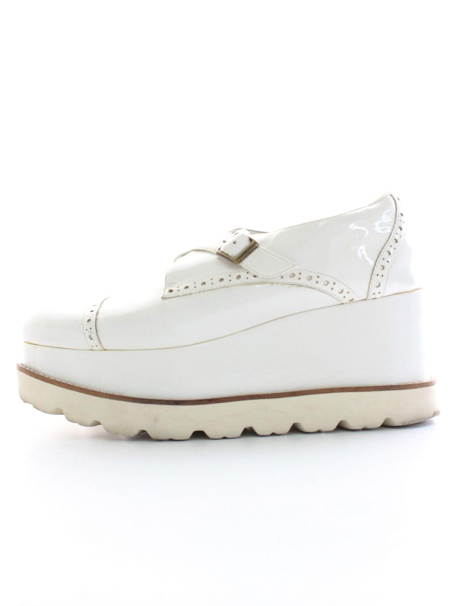 スニーカー 01001 WATS Waterproof Air Tower Shoes ホワイト