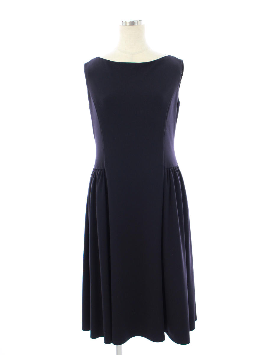 ワンピース 40621 Dress Muguet 2020年 ネイビー