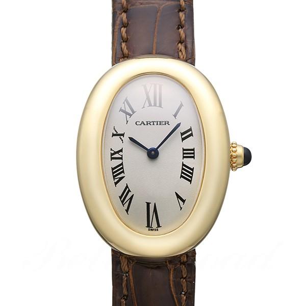 f24419a54b08 カルティエ CARTIER ベニュワール W1506056 【中古】 時計 レディース