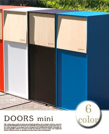 DOORS mini 【6color】