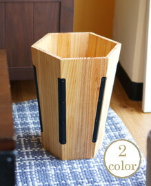 SOLID WOOD DUSTBOX NA BIMAKES