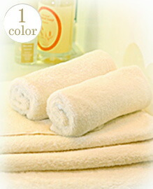 オーガニックタオル フェイスタオル Organic Eco Towel