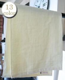 Basic towels GAUZE フェイスタオル 【13color】