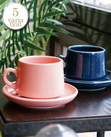 REGULAR CUP&SAUCER 【5variation】