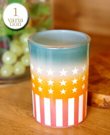 GOODWARE 'The Stars and Stripes' Tumbler Libbey社