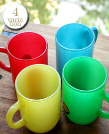 GOODWARE 'Colore' Stacking Mug cup 【4variation】