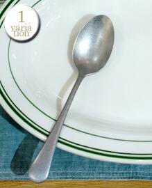 イングリッシュ ディナースプーン VINTAGE cutlery
