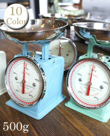 Diet scale 100-126 【10color】