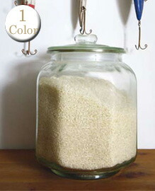Glass cookie jar CH00-H05 DULTON