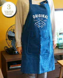 OLD AMERICAN APRON 【3variation】