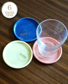 TRIBECA PLASTICWARE Coaster 【6variation】