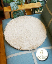 SH-CHAIR PAD 50cm丸 【8variation】