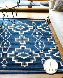 NATIVE RUG (D)NV 120x180cm 【1color】