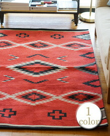 NATIVE RUG (G)RD 120x180cm 【1color】