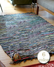 RECYCLE MAT L  120x180cm 【6color】