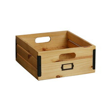 SOLID WOOD BOX (M) NA BIMAKES