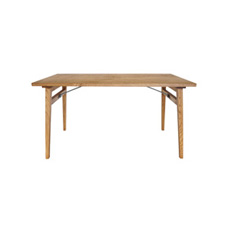 DAYTON DINING TABLE 135 OAK BIMAKES