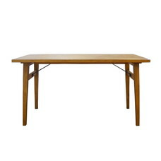 DAYTON DINING TABLE 155 OAK BIMAKES