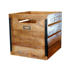 OLD TEAK BOX (L) BIMAKES
