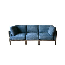 DAYTON JCN ARM3P-SOFA DENIM-03 W2065×D770×H770(SH430)mm