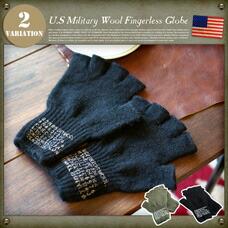 U.S Military Wool Fingerless Globe MILITARY ITEM