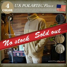 U.S Military POLARTEC Fleece Jacket MILITARY ITEM