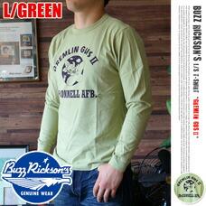 L/S T-SHIRT GREMLIN GUS�U 143LG BUZZ RICKSON'S