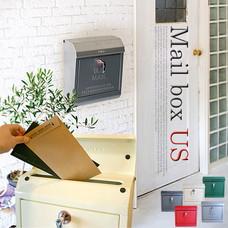 ユーエスメールボックス (U.S.Mail box)