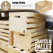 Large Crate CRATES&PALLET
